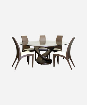 Nitraa Lydon Dining Table Set with Chair