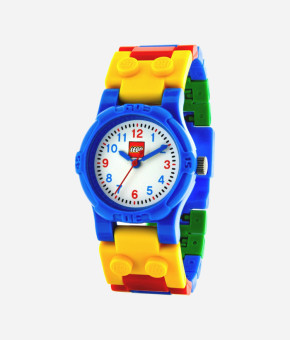 Disney Digital Multi-Color Dial Children's Watch