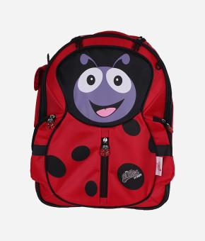 Kungfu Panda School Bag, Red