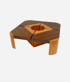 Multipurposes wooden Table