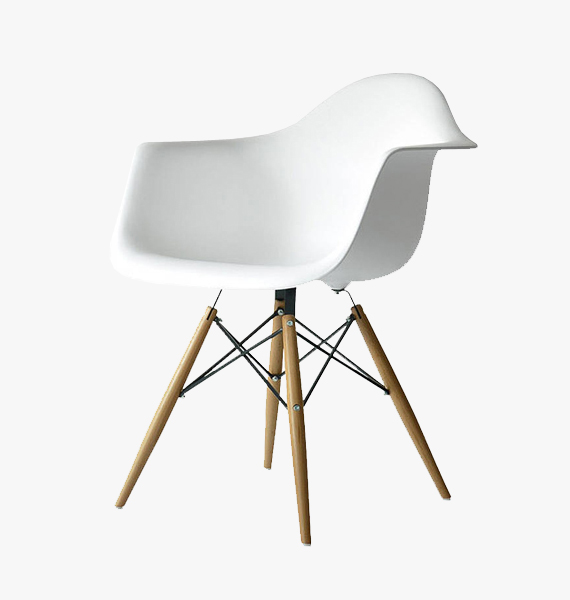Chromecraft Dublin Chair