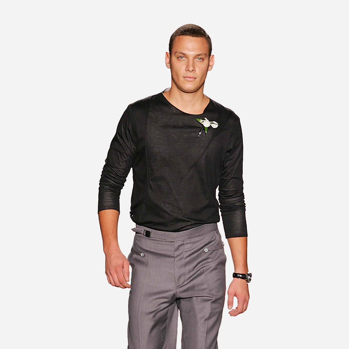 Solid Men's Polo T-Shirt
