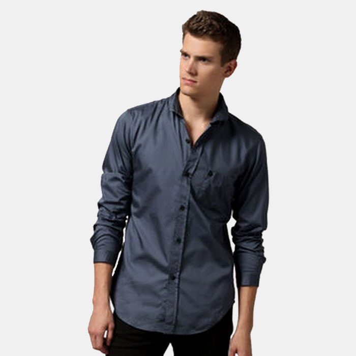 Slim Fit Casual Shirt