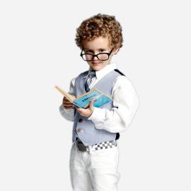 Platinum League Dress for Kids