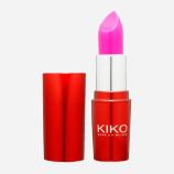 Kiko Rossetto Red Emotion Satin Lipstick