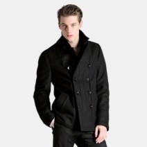 Teakwood Leathers Men Brown Jacket