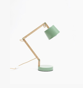 Folding Table Lamp for Home Office